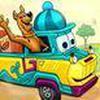 Game Scooby Doo lái xe chở hàng