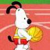 Game Snoopy chơi bóng rổ 2