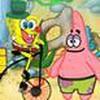 Game Spongebob lái xe