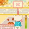 Game Teddy chơi bóng rổ