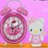 Game Đồng hồ Hello Kitty