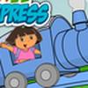 Game Dora lái tàu