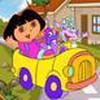 Game Dora ở xứ kim cương