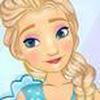 Game Elsa có em bé