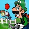 Game Luigi Bắn Zombies