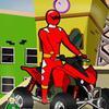 Game Siêu Nhân Đua Xe ATV
