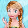 Game Trang Điểm Elsa Và Anna