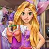 Game Trang Phục Của Rapunzel