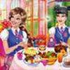 Game Tiệc trà của Barbie