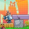 Game Tình yêu robot