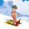 Game Bakugan Trượt Tuyết
