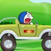 Game Doraemon Lái Xe Mui Trần