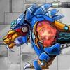 Game Lắp Ráp Robot Lion King