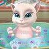 Game Chăm Sóc Mèo Angela