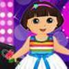 Game Dora đi chơi Valentine