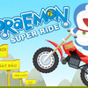 Game Doraemon Quẩy Xe Địa Hình