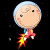 Game Em bé du hành vũ trụ