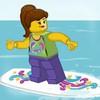 Game Lego Lướt Sóng
