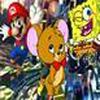 Game Nhân vật hoạt hình đua xe 4