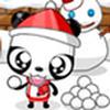 Game Pangi ném tuyết