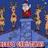 Game Santa và tuần lộc nhảy nhót