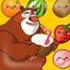 Game Shop trái cây của gấu