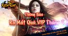 [Thông Báo] Kiếm Tung ra mắt Quà VIP tháng 3