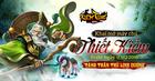 [Kiếm Tung Mobile] - Khai mở máy chủ S43 THIẾT KIẾM 10:00 ngày 03/12