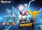 """Vua Pocket 3D: Game Pokemon """"xịn"""" CHÍNH THỨC mở landing, Closed Beta 07/11"""