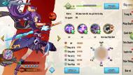 [Thần Ma Mobile] Tiêu điểm tướng: Cửu Thiên Huyền Nữ