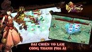 Hình ảnh Việt Hóa đầu tiên của Ngạo Kiếm Mobile