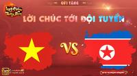 [SỰ KIỆN] CỔ VŨ ĐỘI NHÀ TRẬN VIỆT NAM - Triều Tiên