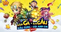 Khởi động lại trào lưu chơi game kiếm gấu cùng GunGun Mobile - gMO