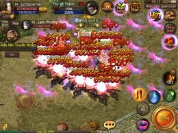 Kịch bản chơi game Ngạo Kiếm mobile