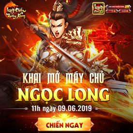 [Thông Báo] Chính thức ra mắt máy chủ Ngọc Long 11h00 ngày 09.06.2019