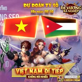 [Cộng Đồng] Sự kiện đồng hành cùng đội tuyển Việt Nam