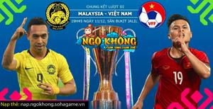 [Fanpage] ĐỒNG HÀNH CÙNG AFF CUP 2018 - CHUNG KẾT LƯỢT ĐI