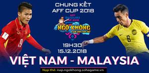 [Fanpage] ĐỒNG HÀNH CÙNG AFF CUP 2018 - CHUNG KẾT LƯỢT VỀ