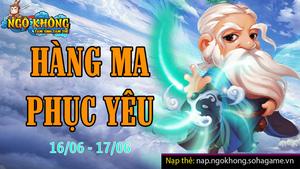 [EVENT MINI] HÀNG MA - PHỤC YÊU