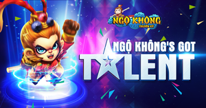 [Fanpage] - Ngộ Không's Got Talent
