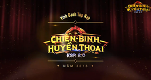 [VINH DANH TOP NẠP] - TRI ÂN CHIẾN BINH HUYỀN THOẠI