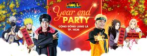 [THÔNG BÁO] OFFLINE TẤT NIÊN - YEAR END PARTY