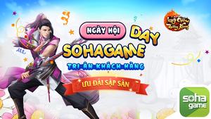 [BIG EVENT] MỪNG NĂM 2020 - SOHAGAME DAY TRỞ LẠI NGÀY 05.02.2020