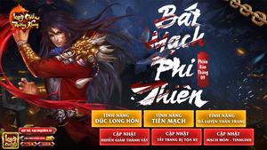Update Phiên Bản Mới Tháng 9 - Bát Mạch Phi Thiên