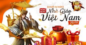[Sự Kiện] - Chuỗi Sự Kiện Chào Mừng Ngày Nhà Giáo Việt Nam 20/11