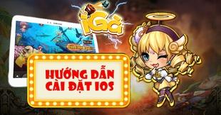 [Hướng Dẫn] Tải và cài đặt trực tiếp iGa cho thiết bị iOS 13/04