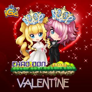 Cùng iGa chào đón Valentine (Windows Phone)