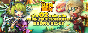"""Cùng soi 5 loại vũ khí cực """"Trất'ss"""" trong Bem Bem GO, Closed Beta 09/03"""
