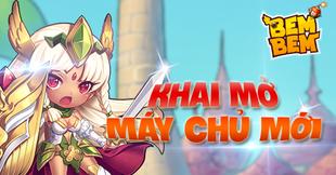 Bem Bem GO - Khai mở máy chủ mới S7: Cupid