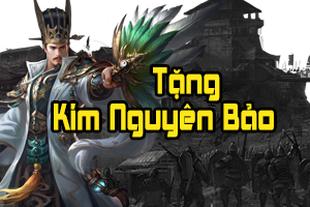 Tặng Kim Nguyên Bảo